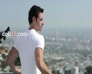 True Lovers Enjoy Penetrate For A Camera - scene 1