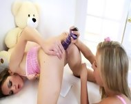 Cheerleaders Destroying Opened Assholes - scene 6