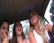 Tenn College Princesses Fucking In Cars - scene 3