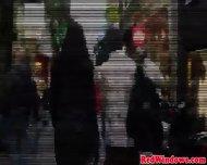 Plump Dutch Prostitute Pumped Closeup - scene 2