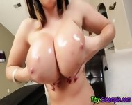 Large Breasted Tit Fuck - scene 7