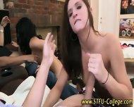 Teen Cock Sucking Orgy - scene 3