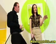Watersports Ho Cummed On - scene 3