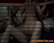 Euro Hooker Creampied - scene 7