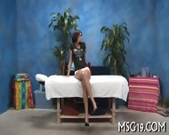 Tall Babe Strips In A Cute Way - scene 3