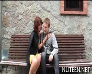 Hot Sex With Young Couple - scene 4
