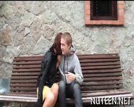 Hot Sex With Young Couple - scene 5