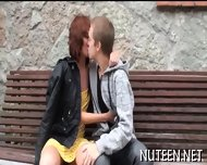 Hot Sex With Young Couple - scene 7