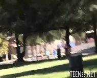 Teen Cutie Gets An Old Cock - scene 3
