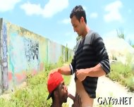 Hot Interracial Gay Xxx - scene 11