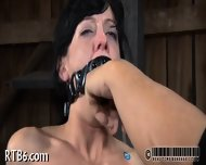 Gagged And Bounded For Torture - scene 5