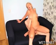 Jolly Rear Pounding For Hot Chick - scene 4
