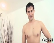 Obscene Blowjob For Lusty Gay - scene 2