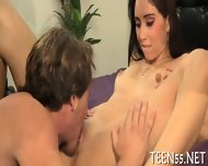 Willing Teen Accepts A Cock - scene 3