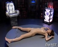 Stimulating Wax Punishment - scene 2