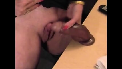 Rubbing your clit