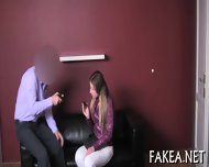 Interview With Two Sultry Babes - scene 4