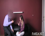 Interview With Two Sultry Babes - scene 5