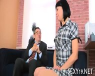 Submitting To Teacher S Demand - scene 6