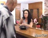 Interracial Anal Fucking - scene 2