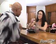 Interracial Anal Fucking - scene 3