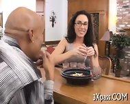 Interracial Anal Fucking - scene 4