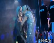 Raunchy And Wet Partying - scene 4