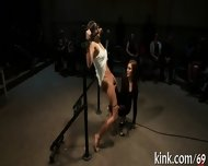 Demeaning A Slutty Whore - scene 4