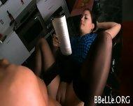 Explicit Cock Pleasuring - scene 11