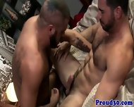 Gay Hairy Mature Interviewed And Fucked - scene 10