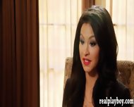 Couple Swapping Partner In Playboy Mansion And Had Fun - scene 8