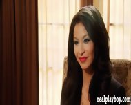 Couple Swapping Partner In Playboy Mansion And Had Fun - scene 9