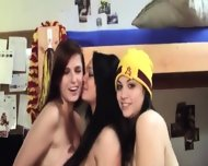 Young College Students Enjoying Sexing - scene 5