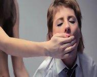 Neverending Strap-on Lesbians Action - scene 10