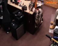 Crazy Ho Pawns Her Pussy To Earn Money At The Pawnshop - scene 5