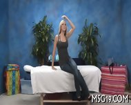 Flexible Gal Enjoys Insertion - scene 2