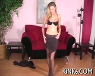 Colored Pantyhose For Sweetie - scene 7