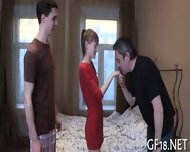 Explicit Cuckold Fornication - scene 4