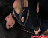 Ebi Tied Bondage Slut Being Punished - scene 8
