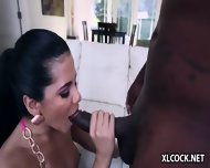 Round Ass Rose Gets Anal Fucked - scene 3