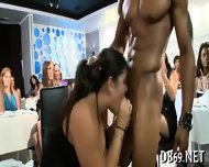 Filling Horny Mouths With Schlongs - scene 6