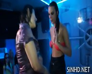Lusty Partying With Wild Chicks - scene 2