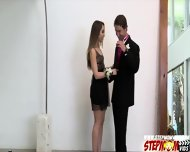 Remy Gets Fucking Instructions From Her Stepmom Before Prom Night - scene 3