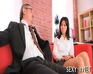 Sex Lesson With Hungry Teacher - scene 7