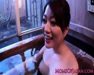 Akari Hoshino Japanese Milf Soaped Up - scene 3