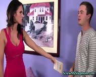 Stepmom In Need Of Pussy Action - scene 5