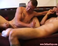 Straight Amateur Twinks Get Gay Together - scene 1