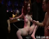 Babes Rough Group Humiliation - scene 12