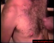 Straight Mature Long Haired Bear Suck - scene 3