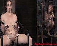 Electrosex Sub Gets Nipples Blasted - scene 10